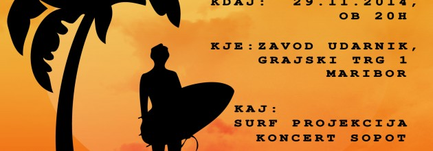 Alive surf party